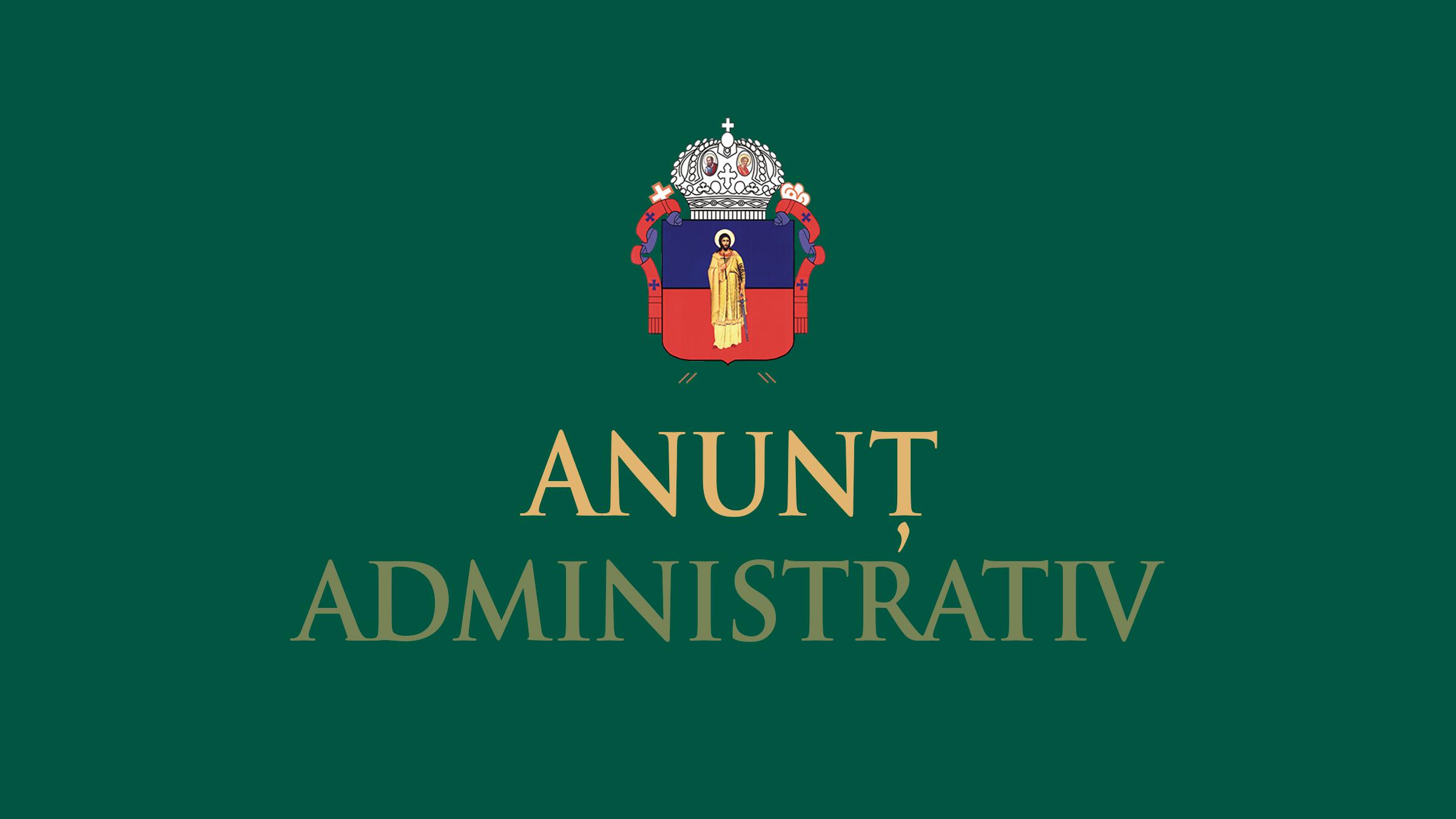anunt_administrativ