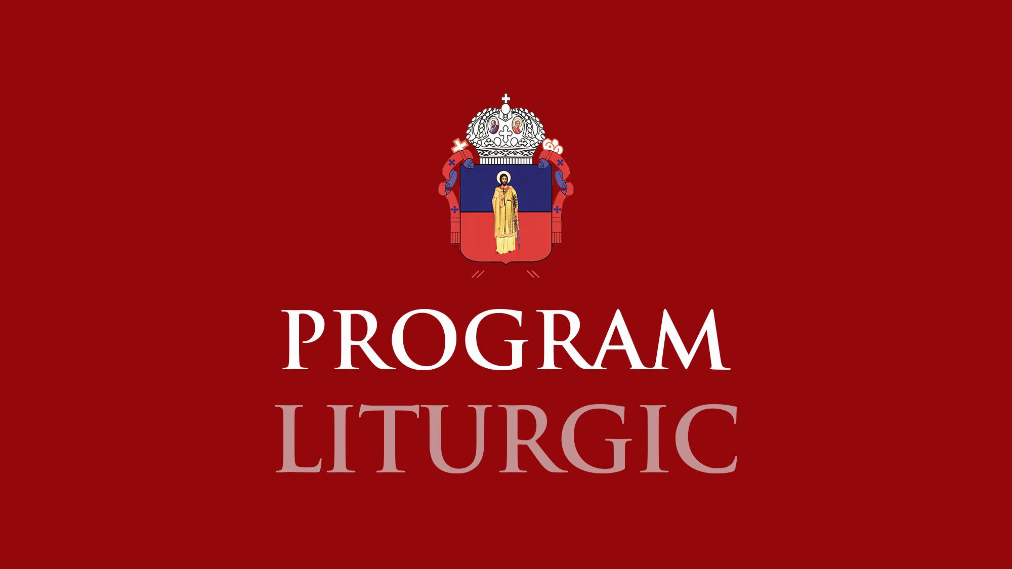 program_liturgic_bun